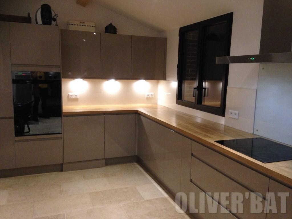 R novation interieure tous corps d 39 tat ste oliver 39 b t - Renovation cuisine professionnelle ...